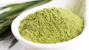 Młody zielony jęczmień - świetnie odchudza, obniża cholesterol, leczy trądzik