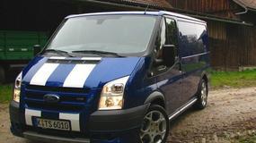 Premiery:  Ford Transit Sportvan i T200