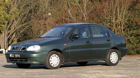 Tania jazda - Eksploatacja samochodów Daewoo