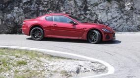 Maserati GranTurismo: charakter prawdziwego GT | TEST