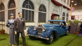 Techno Classica Essen 2013 – zabytkowe auta mająduszę