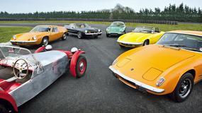 Lotusowa lekkość bytu - Lotusy z lat 60.