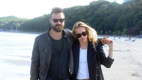 """Miłość w blasku fleszy: Katarzyna Warnke i Piotr Stramowski. """"Nie przeszkadza nam różnica wieku"""""""