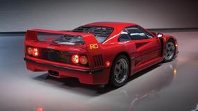 Garaż marzeń Ferrari na sprzedaż