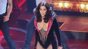 71-letnia Cher w znakomitej formie na koncercie
