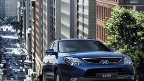 Hyundai ix55 - Największy w gamie