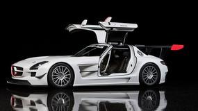 Mercedes SLS AMG GT3 - Gullwing powraca na tory