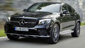 Mercedes-AMG GLC43 Coupe - wkrótce debiut