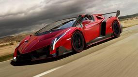 Pierwsze zdjęcia Lamborghini Veneno Roadster