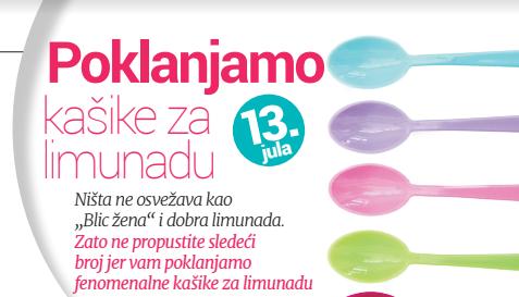 U novom broju aktuelne Blic žene pripremili smo vam divan poklon