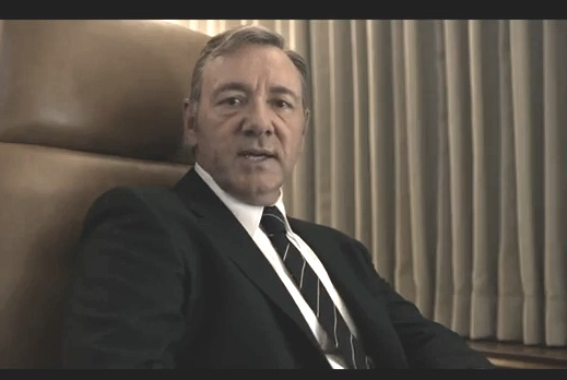 Kevin Spacey w