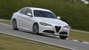 Alfa Romeo Giulia - Maszyna do sportowej jazdy