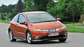 Honda Civic VIII – wysoka cena, ale małe ryzyko!