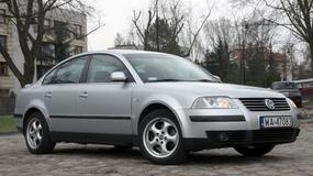 Volkswagen Passat B5 na zdjęciach