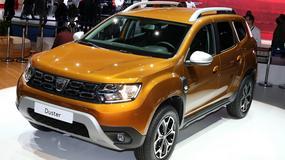 IAA Frankfurt 2017: nowa Dacia Duster - druga generacja czy większy lifting?
