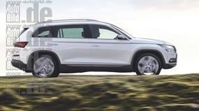 Skoda Kodiaq - oto jak jeździ SUV Skody