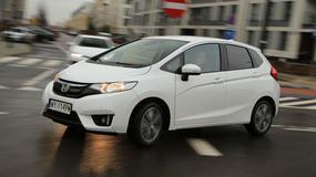Honda Jazz 1.3 CVT Elegance - praktyczna i oszczędna, ale...