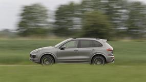 Porsche Cayenne E-Hybrid - alternatywa diesla | Test