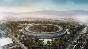 Udostępniono nowe materiały przedstawiające przyszłą siedzibę Apple