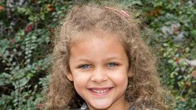Emilia Dankwa ma dopiero 7 lat, a już rozpoczęła przygodę z aktorstwem