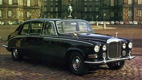 Królewski Daimler rdzewieje w Bukareszcie