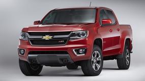 Chevrolet Colorado | Tylko za oceanem