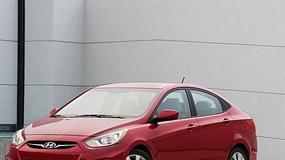 Nowy Hyundai Accent dla Ameryki