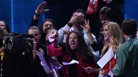 Eurowizja 2016 - finał: radość i rozczarowanie uczestników za kulisami