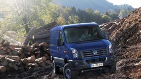 Volkswagen Crafter 4MOTION