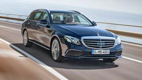 Nowy Mercedes klasy E Kombi - więcej elegancji, mniej przestrzeni