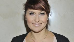Kasia Skrzynecka - piękna mama