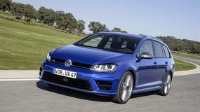 Volkswagen Golf R Variant czyli kombi na sportowo