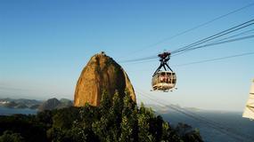 Rio de Janeiro - kolejka linowa na Głowę Cukru