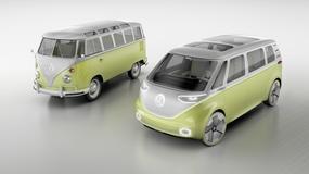 VW I.D. Buzz – tym razem elektryczny