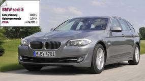 Używane BMW serii 5 - komfort, sport i duże koszty
