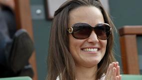 Piękna siostra księżnej Kate na kortach Rolanda Garrosa