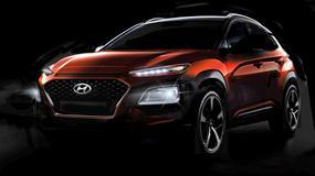 Nowy Hyundai Kona – nadjeżdża groźny konkurent Cactusa i Juke