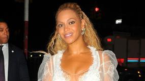 Beyonce w zachwycającej kreacji świętowała sukces na gali MTV VMA 2016