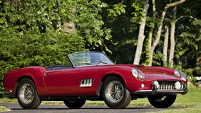 Klasyczne Ferrari za krocie