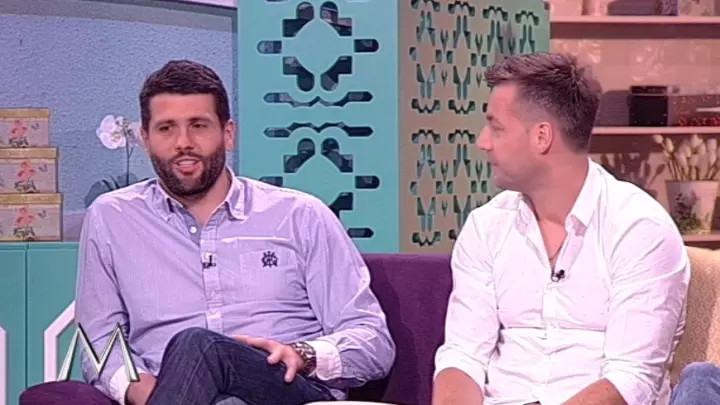 Aleksandar Šapić i Bojan