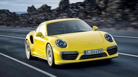 Porsche 911 Turbo - jeszcze więcej pary w bestii