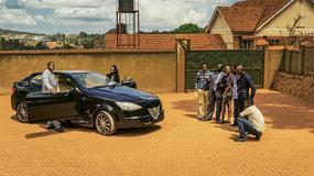 Auto stworzone w Ugandzie