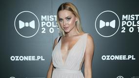 Mister Polski 2017: Ola Ciupa pokazała dekolt i nogę