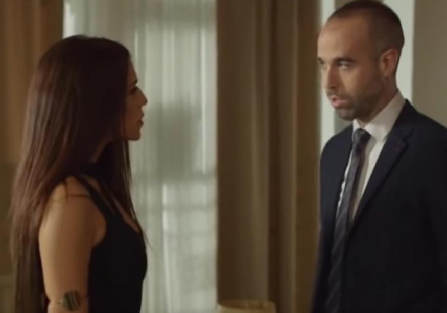 Pavle Jerenić i Matea Milosavljević u seriji