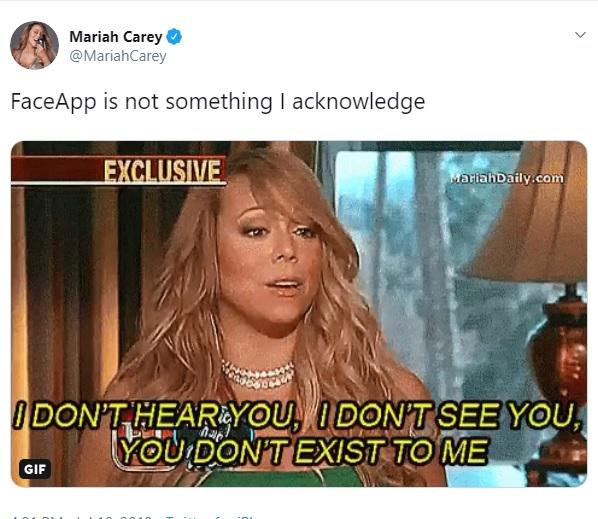 Maraja Keri Tviter