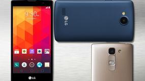LG Magna, LG Spirit, LG Leon i LG Joy - atak koreańczyków na niski segment cenowy