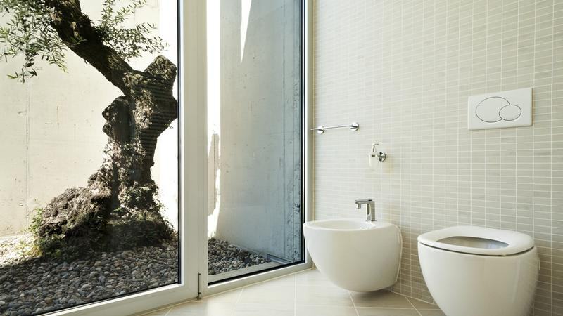 Jak zmieścić bidet w małej łazience? - Zumi