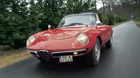 Alfa Romeo Spider 1750 | Cudowne lata
