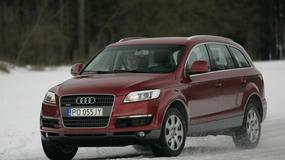 Używane Audi Q7: luksusowy SUV