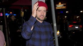 Justin Timberlake z żoną Jessicą Biel idzie na kolację
